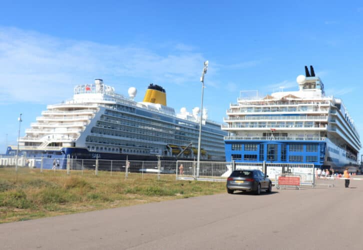 Saga and Marella Cruise Ships