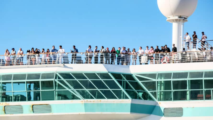 Royal Caribbean Cruise Passengers