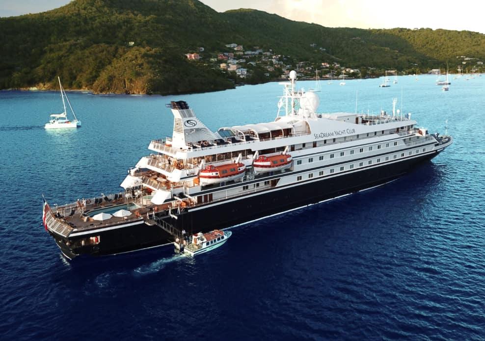 SeaDream Luxury Cruise Ships