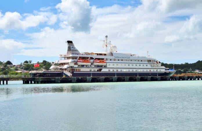 SeaDream Luxury Cruise Ship