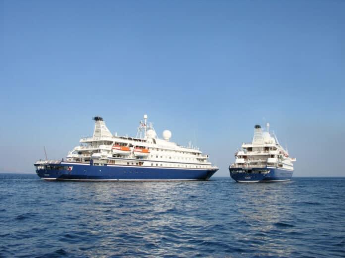 SeaDream 1 & 2 Vessels