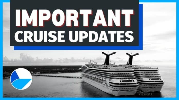 Weekly Cruise News Update