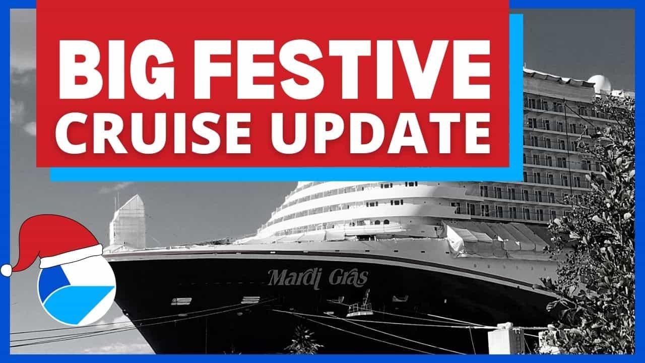 Festive Cruise News