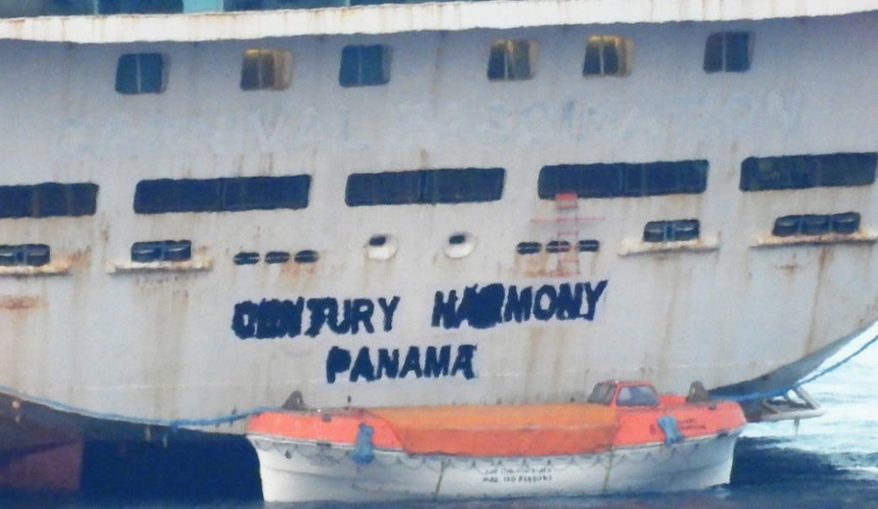 Carnival Fascination Changes to Century Harmony