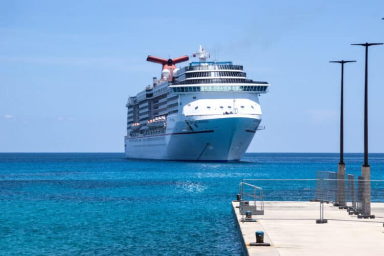 Carnival Miracle Cruise Ship