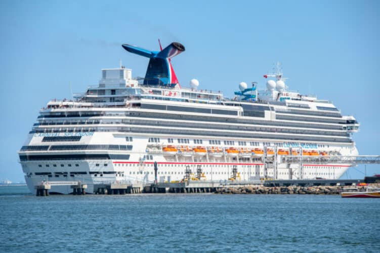 Carnival Splendor Cruise Ship