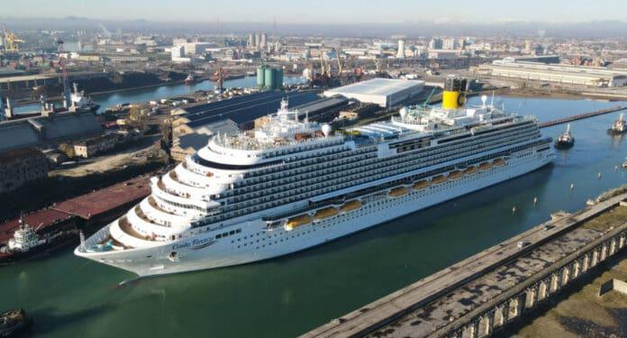 Costa Firenze Cruise Ship