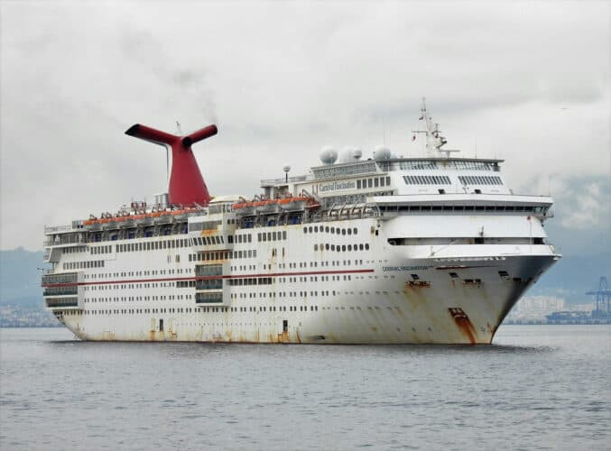 Carnival Fascination Cruise Ship (Century Harmony)