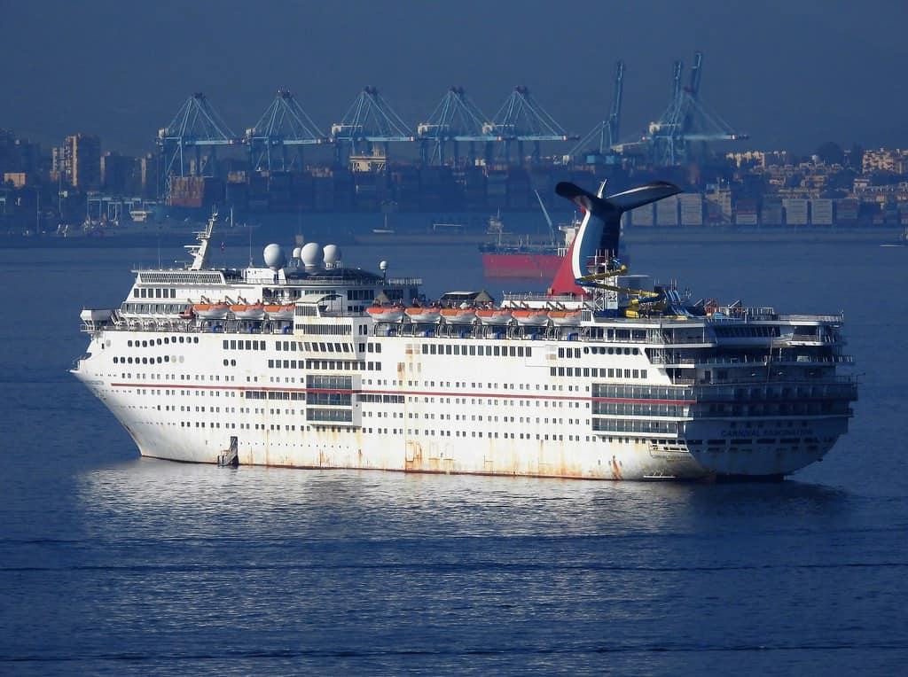 Carnival Fascination Cruise Ship (Century Harmony)