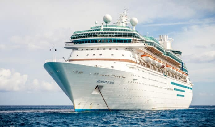 Majesty of the Seas Cruise Ship