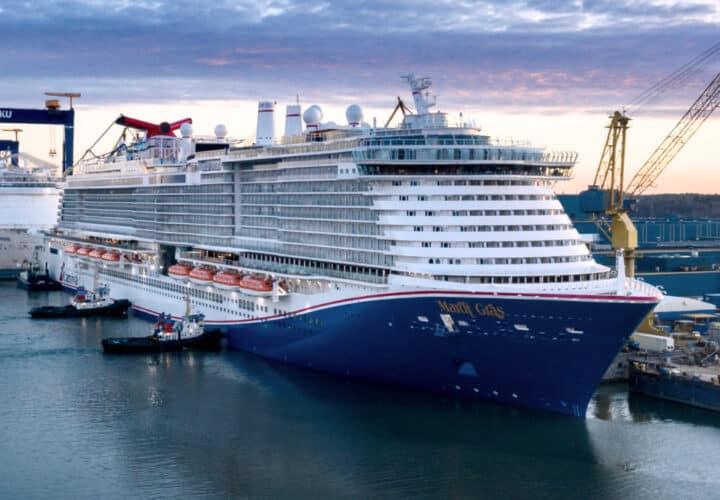 Mardi Gras, Carnival Cruise Ship
