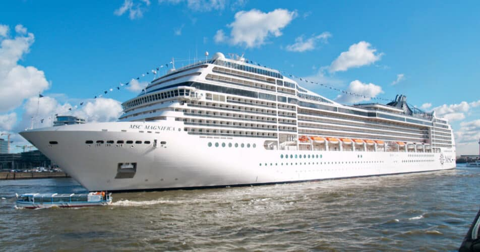 MSC Magnifica Cruise Ship