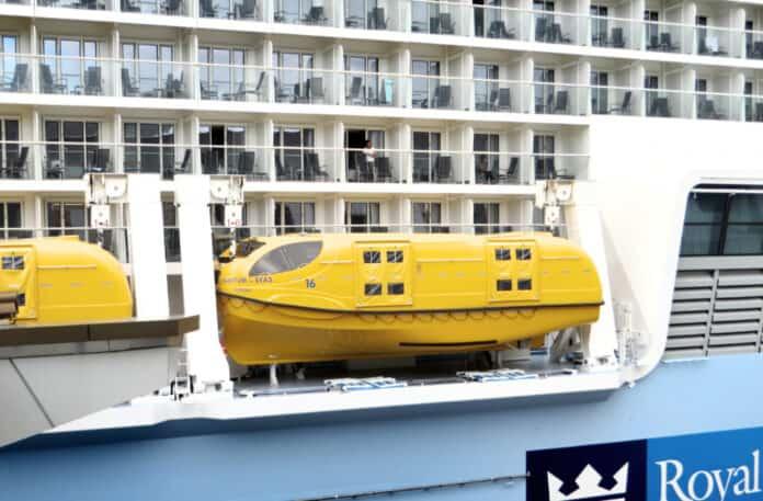 Quantum of the Seas in Singapore