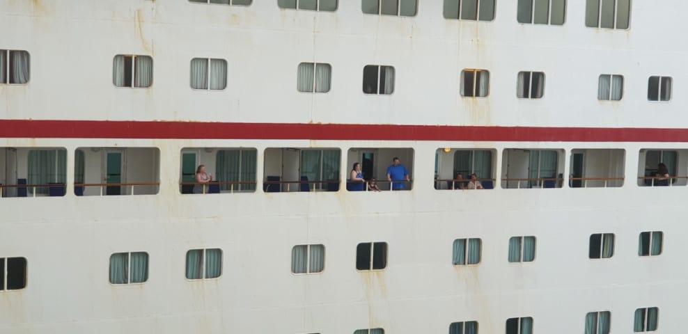 Former Carnival Cruise Ship