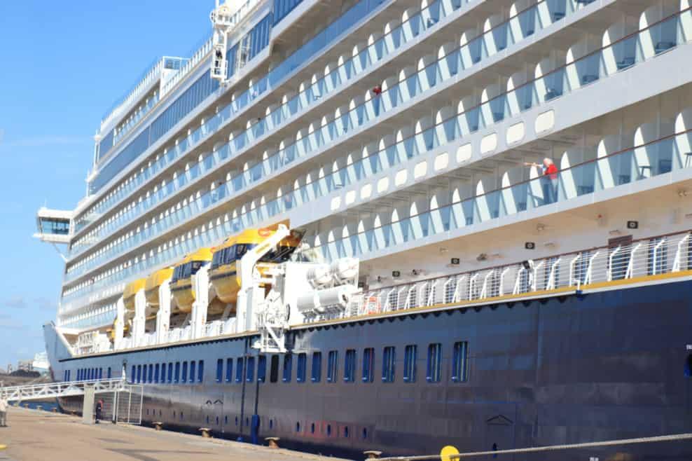 Saga Cruises Ship