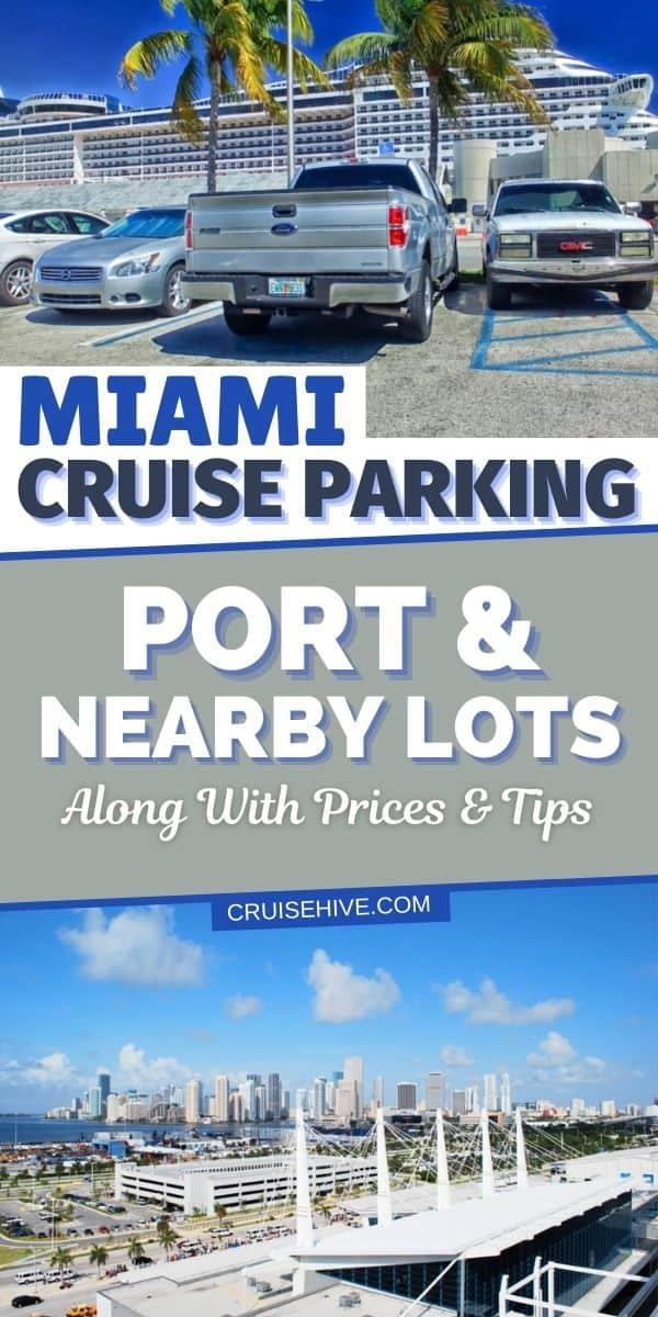 Miami Cruise Parking