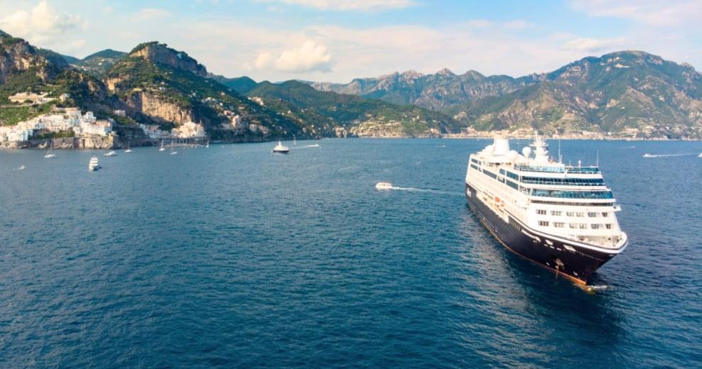 Azamara Cruise Ship