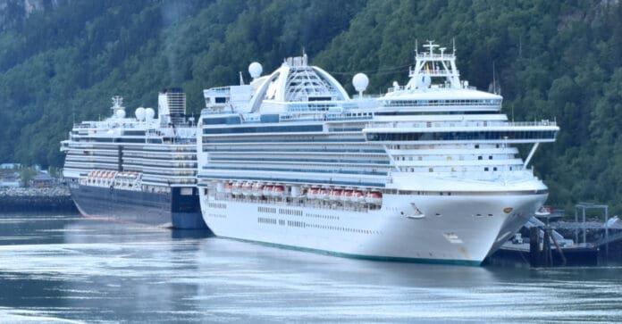 Holland America and Princess Cruise Ships
