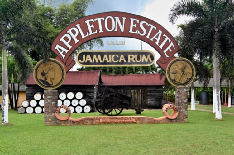 Appleton Estate Rum Distillery