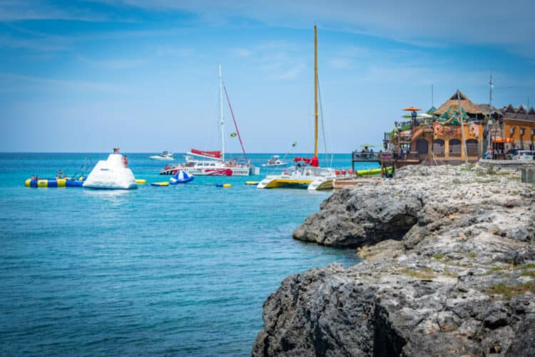 Catamaran Sailing at Montego Bay