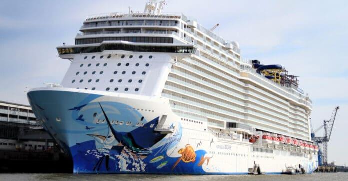 Norwegian Escape Cruise Ship