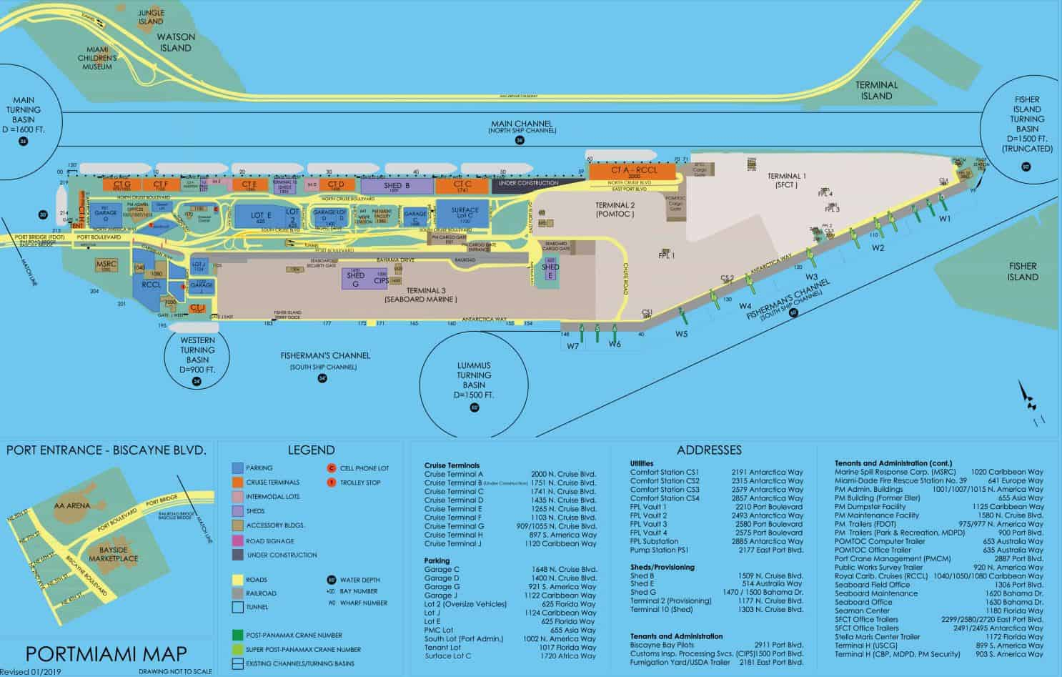 miami cruise terminal guide: what you need to know (2021)