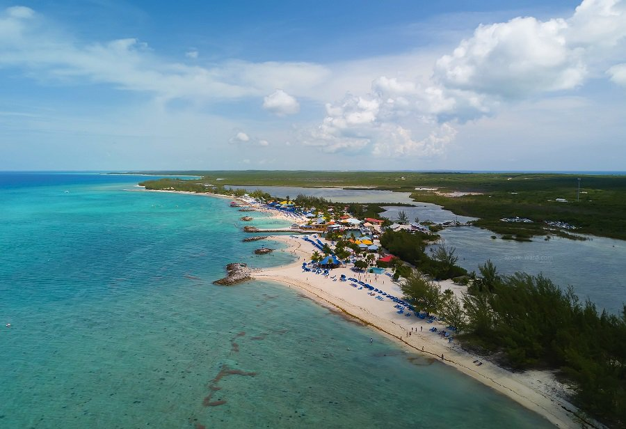 Princess Cays Overview
