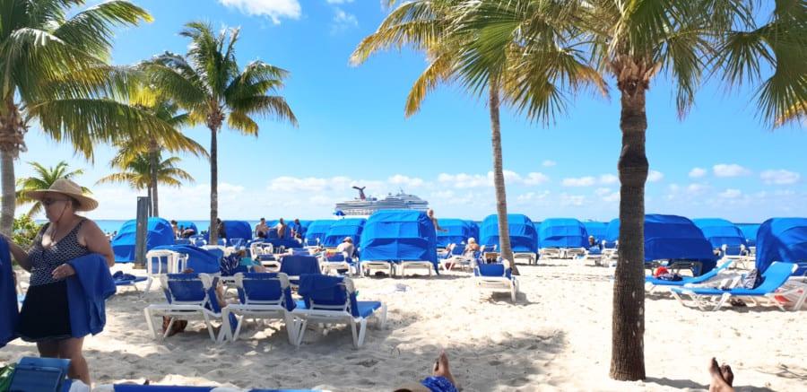 Princess Cays Beach