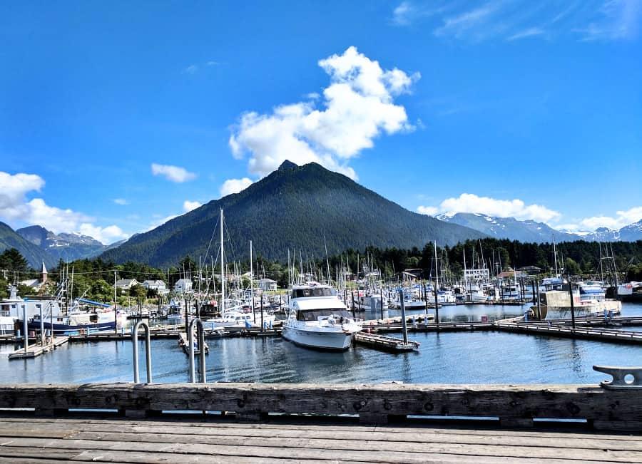 Crescent Harbor, Sitka