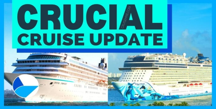 Cruise News Update