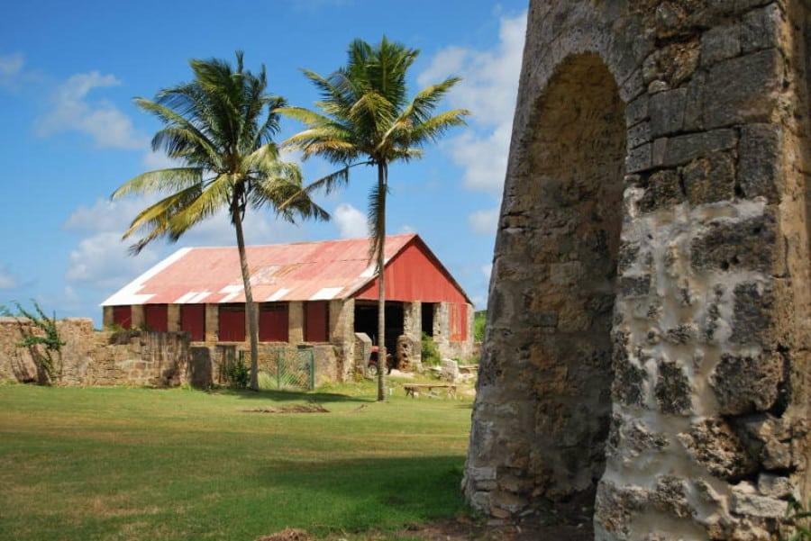 St. Nicolas Abbey