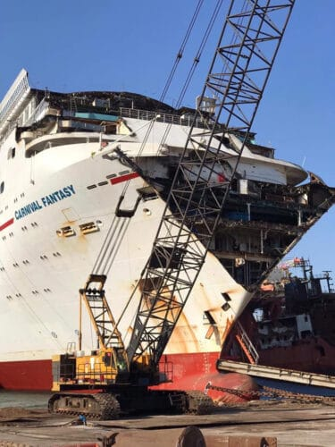 Carnival Fantasy Being Scrapped