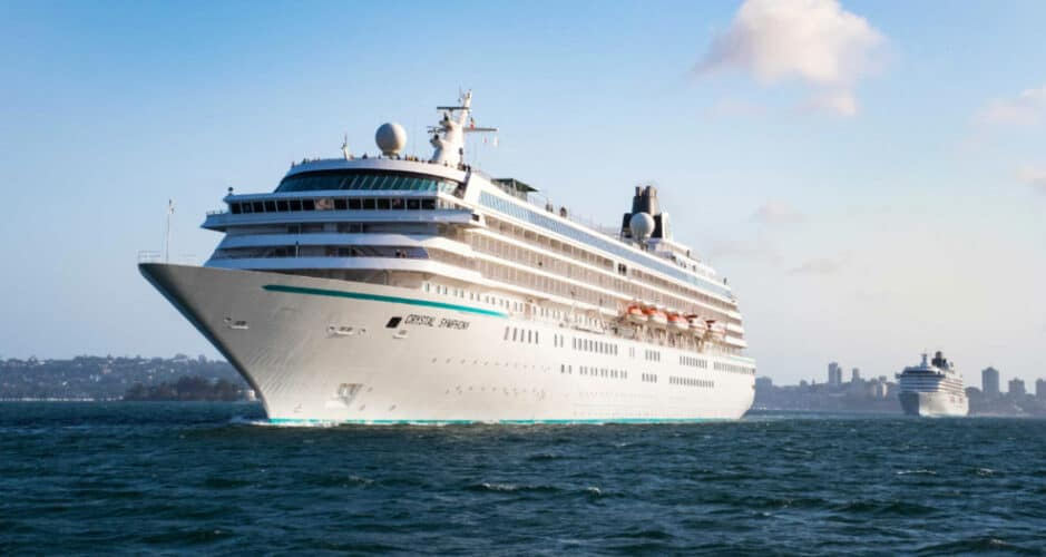 Crystal Cruise Ships