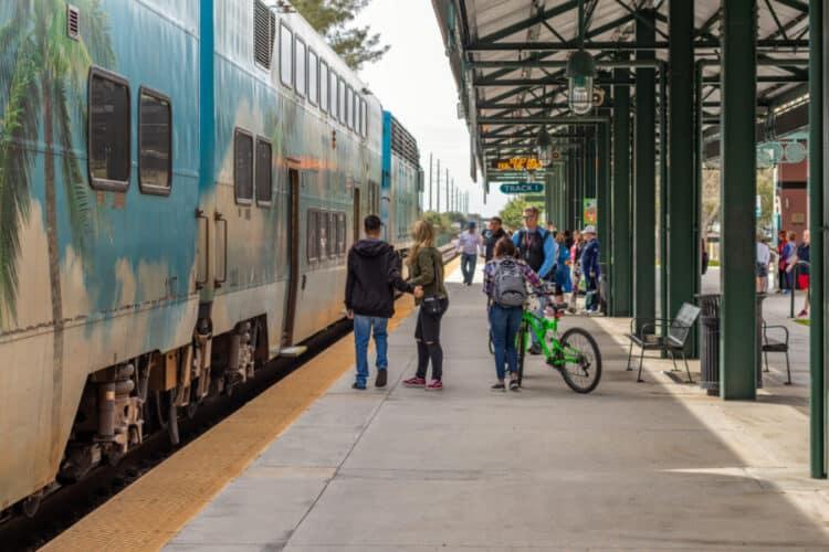 Fort Lauderdale Tri-Rail