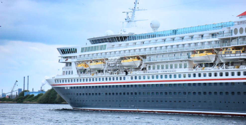 Fred Olsen Cruise Ship