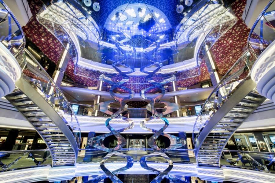 MSC Grandiosa Atrium