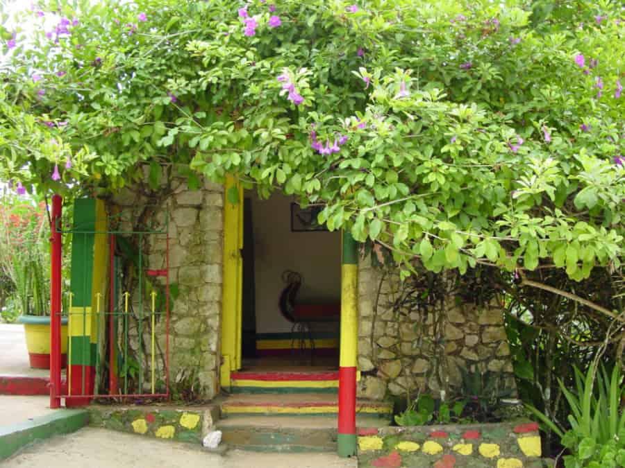 Bob Marley's Birthplace in Nine Mile