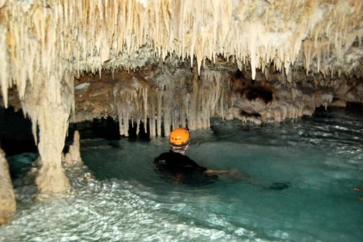 Río Secreto, Riviera Maya