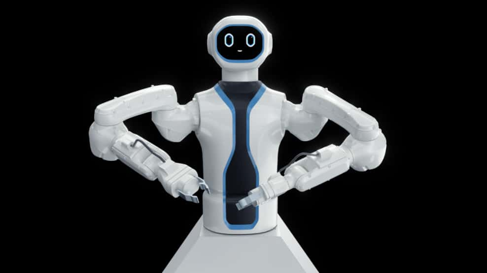 MSC Cruises Robot