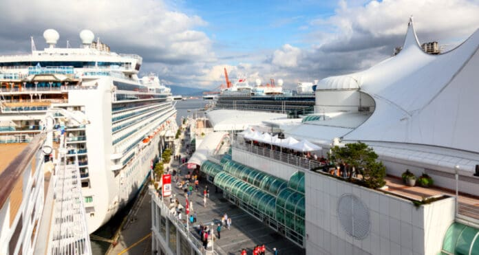Vancouver Cruise Port, Canada
