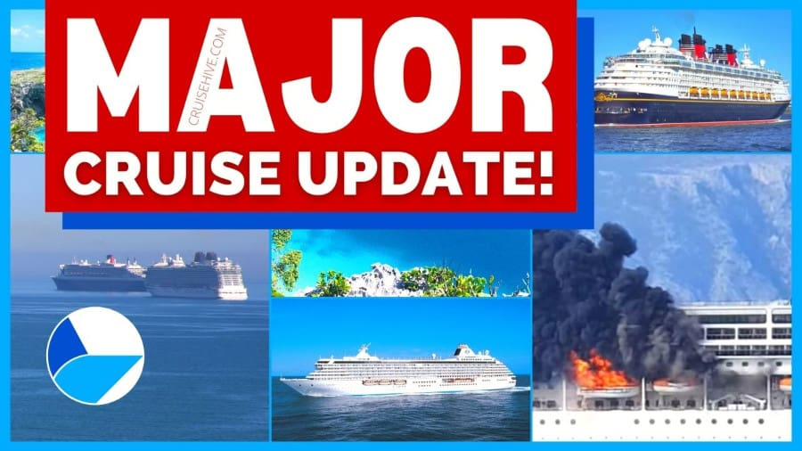 Major Cruise News Update