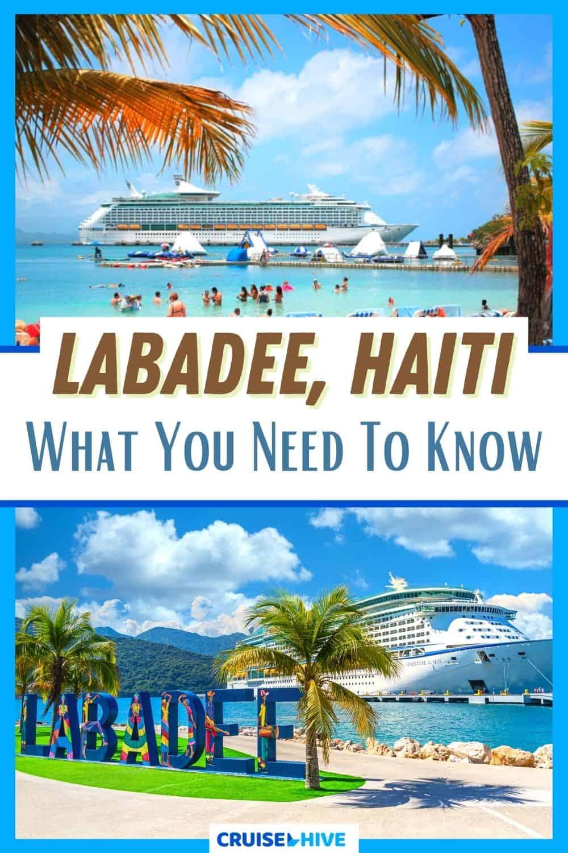 Labadee Haiti, Royal Caribbean