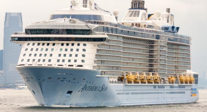 Anthem of the Seas Cruise Ship