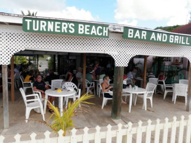 Turner's Beach Bar and Grill