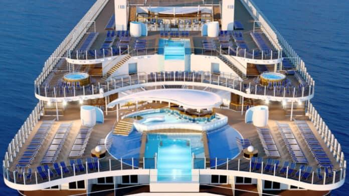 Arvia Infinity Pool Rendering