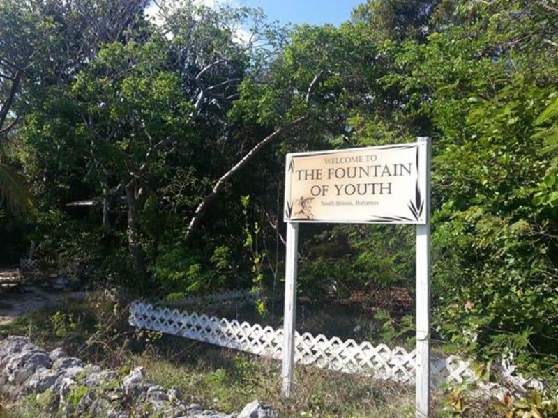 Fountain of Youth, Bahamas