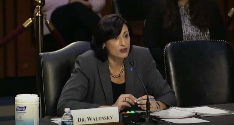 CDC Director on Conditional Sailing Order