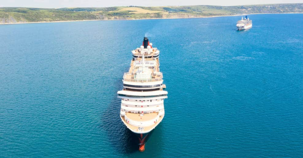 Cruise Ships in the UK
