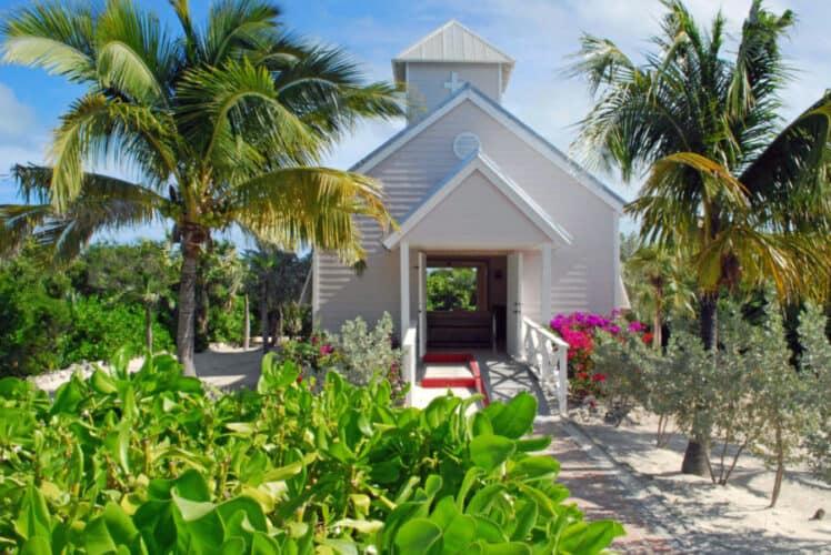 Half Moon Cay Chapel