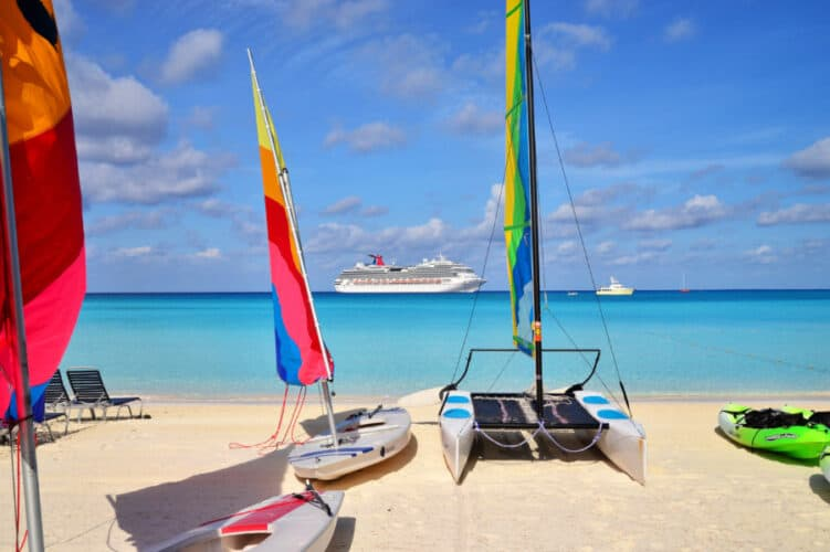 Watersports at Half Moon Cay